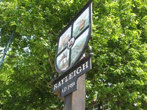 Gardening in Rayleigh