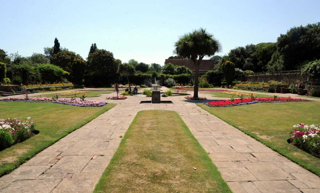 Southend-Gardening