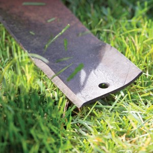 lawn mower blade sharpening