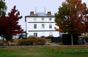 Chalkwell Park Essex