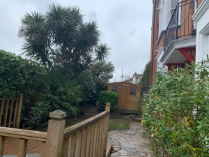 Garden to clean up in Westcliff on Sea